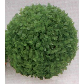 Растение пластиковое Шар D=9см зеленое (2847_9)