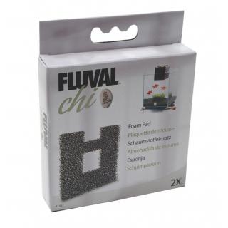 Картридж тонкой очистки губчатый угольный  для фильтров в аквариумах FLUVAL CHI (2шт/уп)