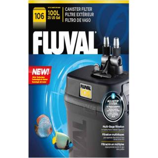 Фильтр внешний FLUVAL 106, 480л/ч до 100л
