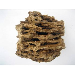 Камень Песчаник пещеристый желтый ,кг (Миотис)