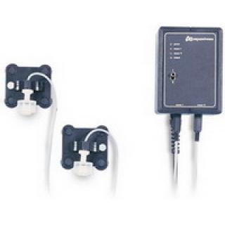Система электронная для управления уровнем и автоматическим возмещением воды с двумя сенсорами