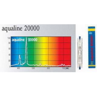 Лампа AQUALINE 20000 150Вт 20000К синяя
