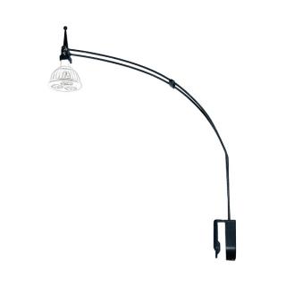 Светильник для LED ламп с цоколем GU 5.3 (MR16) 12В, 3-9 Ватт
