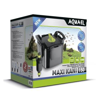 Фильтр  MAXI KANI 150  (до 150 л) с выносной помпой