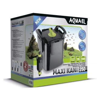 Фильтр  MAXI KANI 250  (до 250 л) с выносной помпой