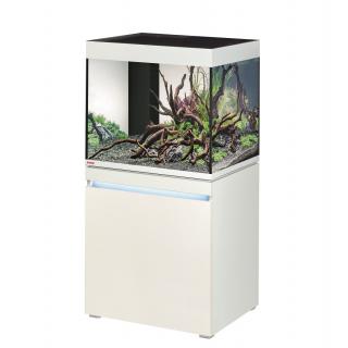 Комплект аквариум с тумбой EHEIM incpiria 230 белый (декоративная LED подсветка тумбы)