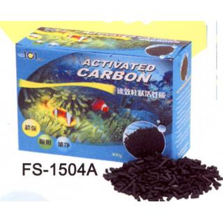 Наполнитель ACTIVATED CARBON уголь активированный 400гр
