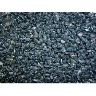 Грунт Кварц натуральный черный 3-4мм 5кг
