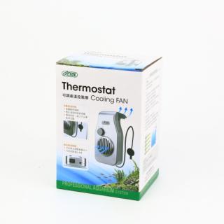Вентилятор рюкзачный 12в, с датчиком и контроллером температуры, две скорости, менее 39dB