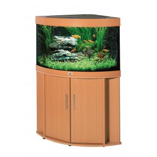 Комплект аквариум с тумбой JUWEL Тригон 190 бук + Тумба для Тригон 190 SB бук