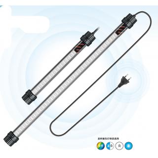 Светильник подводный светодиодный СИЛОНГ LED-D40 3Вт, 38см с разноцветным свечением