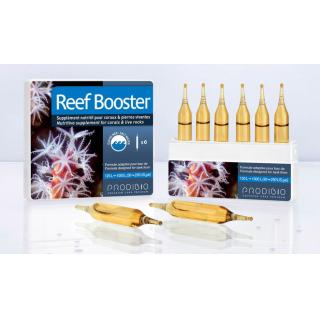 REEF BOOSTER  препарат стимулирующий рост и развитие кораллов, моллюсков и микрофауны (6шт)