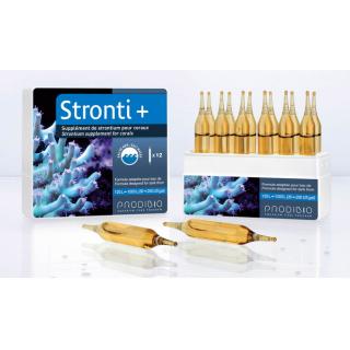 STRONTI+ добавка стронция для рифового аквариума 1ампула содержит 130мг стронция (12шт)