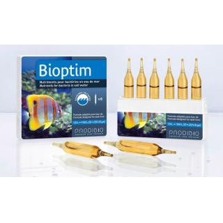 BIOPTIM препарат стимулирующий рост и развитие бактерий в морском аквариуме (6шт)