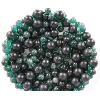 Грунт стеклянный зеленый 1кг 3-6мм
