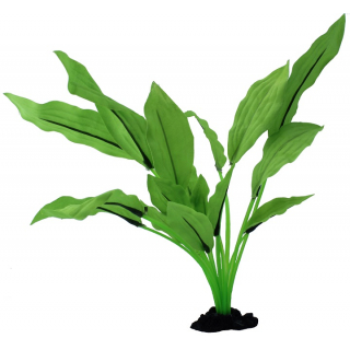 Растение шелковое PRIME Эхинодорус Селовианус 13см
