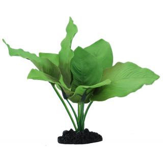 Растение шелковое PRIME Анубиас Бартера 30см