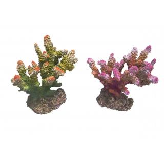 Коралл пластиковый REPLICA LIVE CORAL L170 x W120 x H145мм