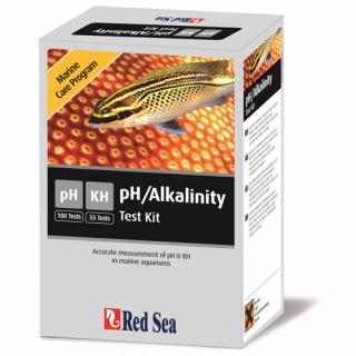 Тест рН/Щелочность (pH/Alk)