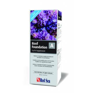 Добавка для роста кораллов Reef Foundation A (Ca/Sr) 500 мл
