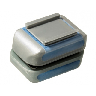 Магнитный держатель помп ММ350, для стекла до 12 мм, 5,0х8,3х2,1см