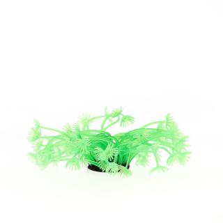 Коралл силиконовый зеленый 5х5х10см (SH188G)