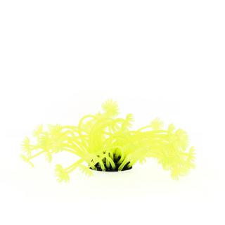 Коралл силиконовый желтый 5х5х10см (SH188Y)