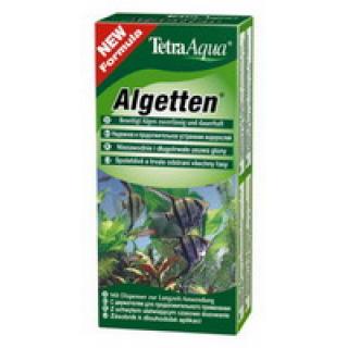 Средство против водорослей Algetten контроль обрастаний 12 таблеток на 120л