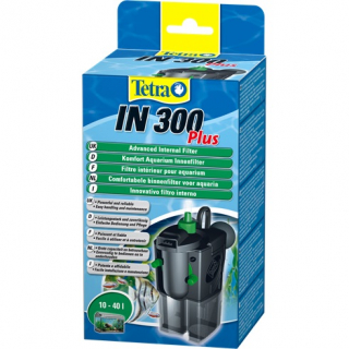 Фильтр внутренний Tetratec IN300 plus 150-300 л/ч на объем 10-40 л