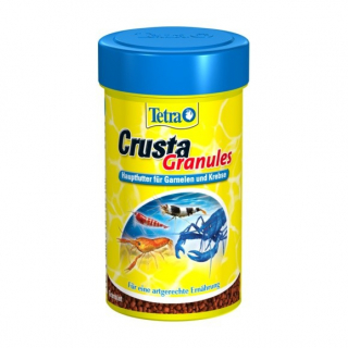 Корм для креветок TetraCrusta Granules 100мл