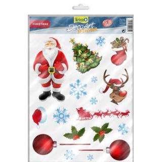 Стикер Tetra DecoArt StickerSet Christmas