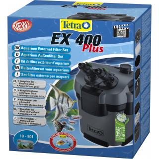Фильтр внешний Tetra EX400 plus до 80л