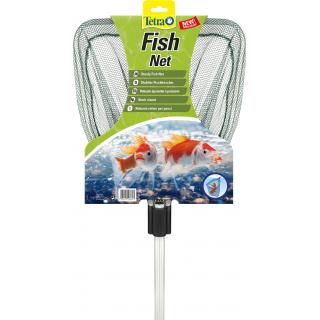 СачокTetra Pond Fish Net 6,0мм прудовый для рыбы с телескопической ручкой