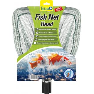 СачокTetra Pond Fish Net Head прудовый для рыбы без телескопической ручки
