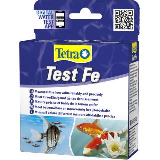 Тест воды на Железо Fe пресн/море 10мл