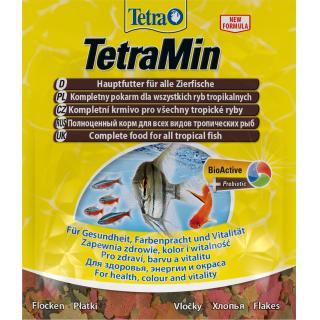 TetraMin 12г пакет хлопья